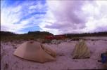 Campsite #3, Sandbar Island