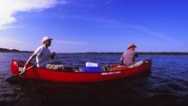 Carl the canoe